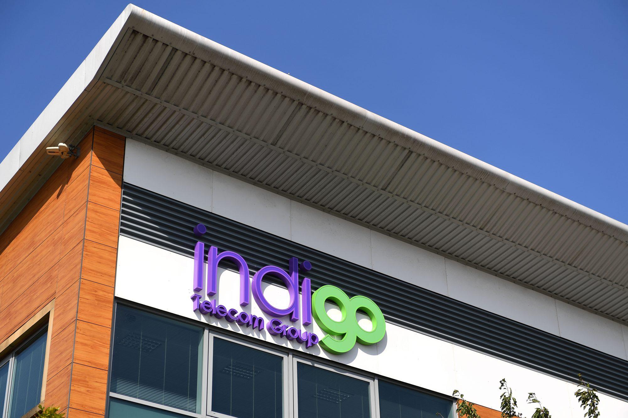 Indigo HQ building