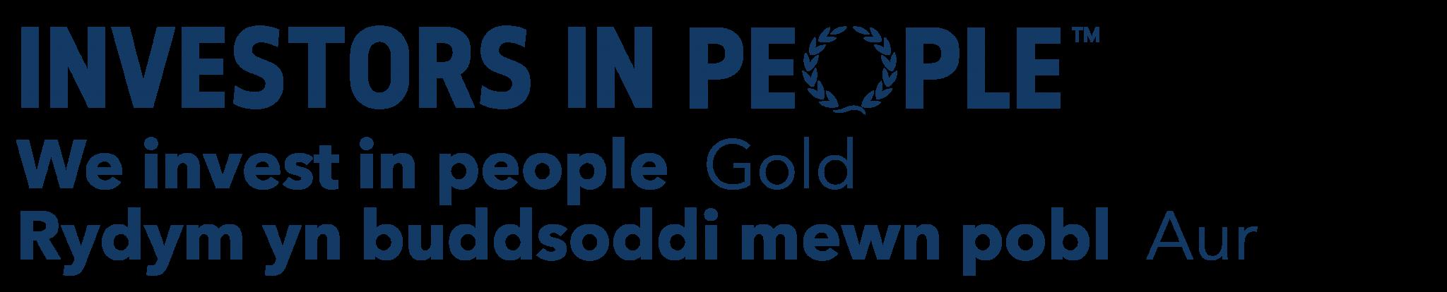 IIP Gold badge