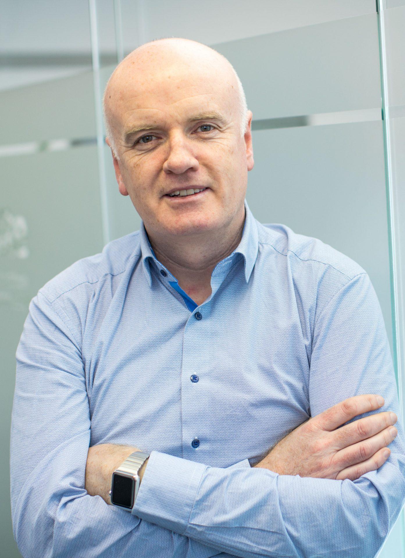 Ian Duggan CEO of Indigo profile pic