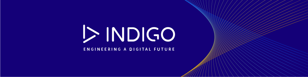 Indigo Engineering a Digital Future banner