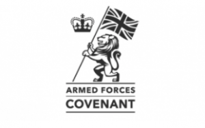 Armed Forces Covenant Supporter LOGO