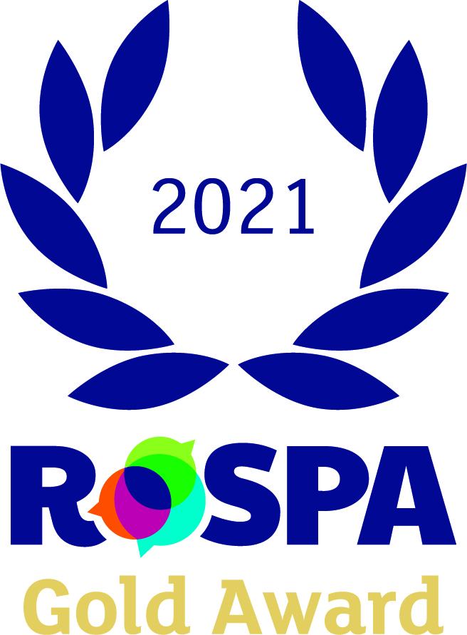 2021_RoSPA Gold Award